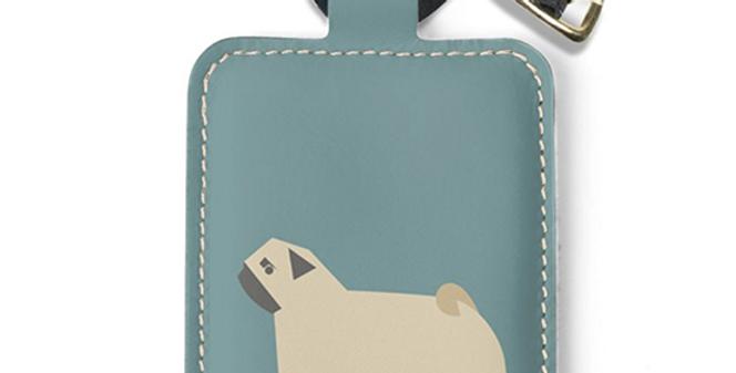Luggage Tag - Perfectly Pug