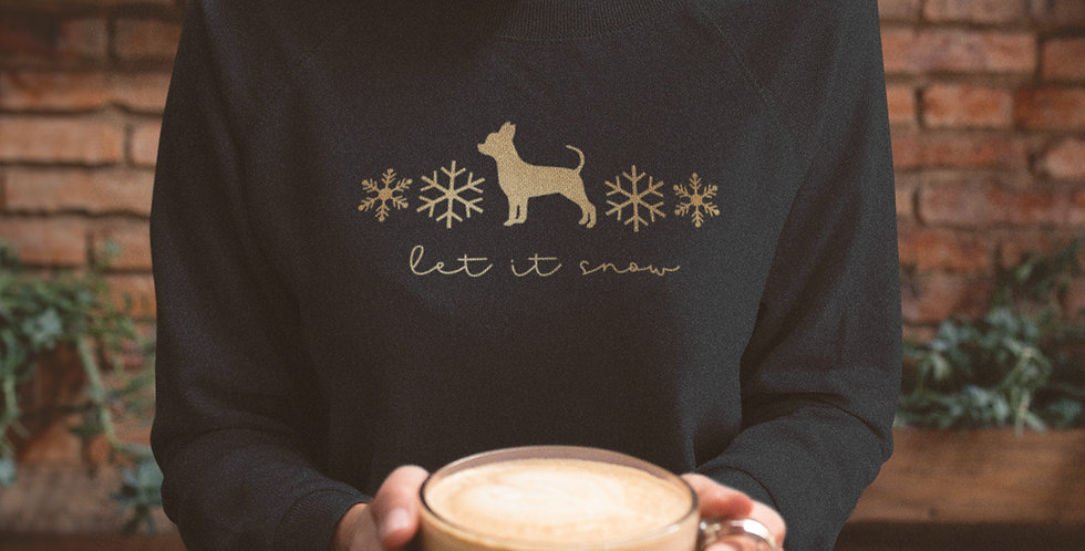 Let It Snow Jumper - ANY BREED