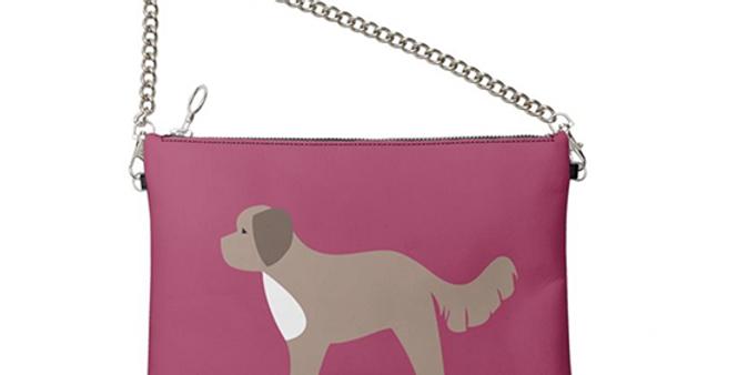 Colour Pop Leather Bag - Cute Cavapoos