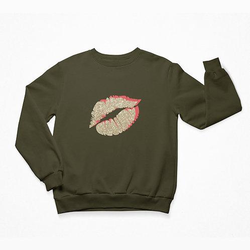 AUTUMN Double Lips Special Edition Sweatshirt