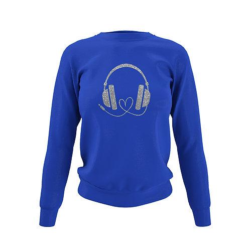 Royal Blue Sweatshirt - Customise Me!