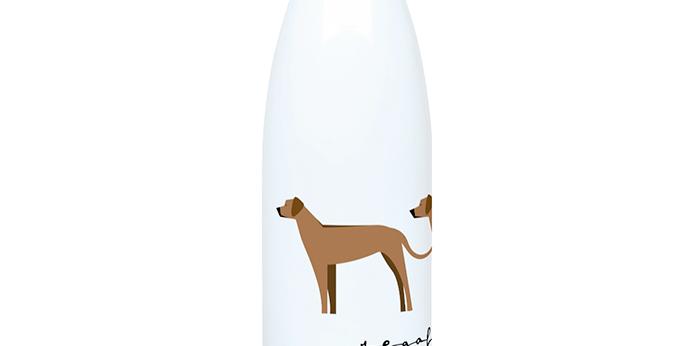 Trio Steel Water Bottle - Regal Ridgebacks