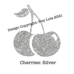 Cherries - Silver