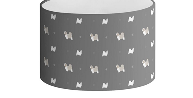 Oval Lampshade - Super Tzus