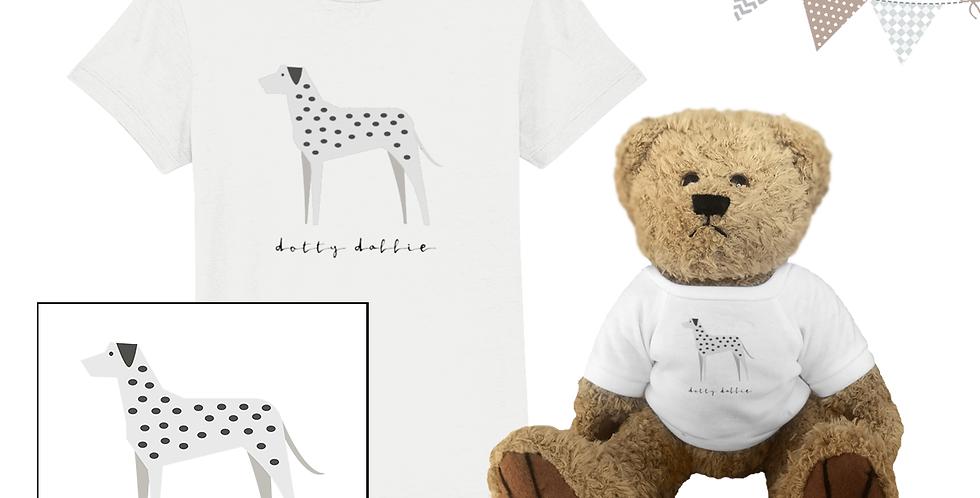 KIDS Teddy & Me - Dotty Dallie