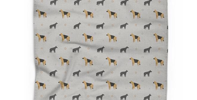 Cotton Linen Tea Towel - Smart Shepherds