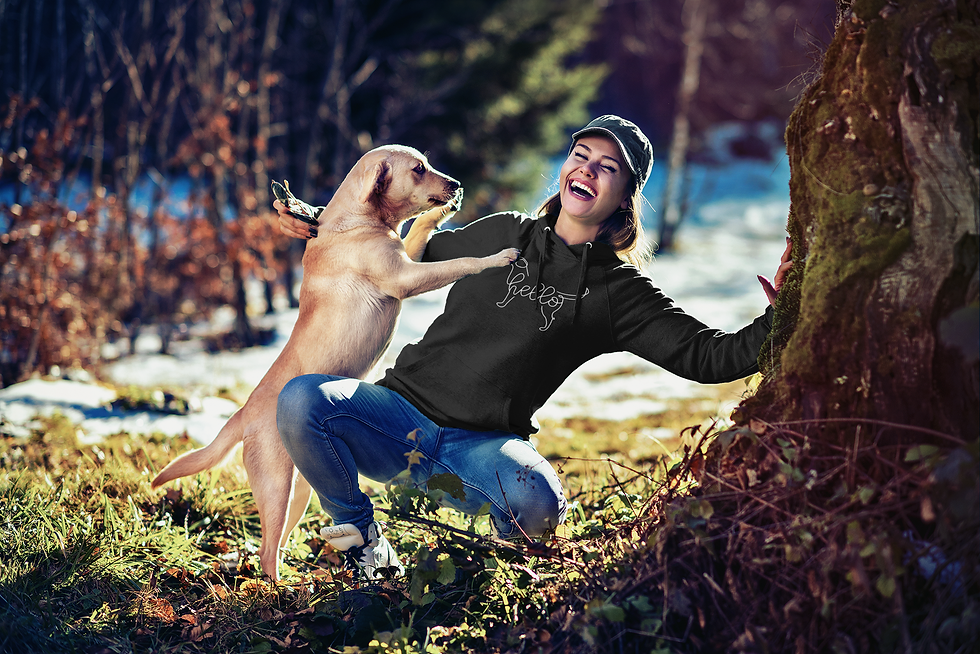 hoodie-mockup-of-a-woman-playing-with-he