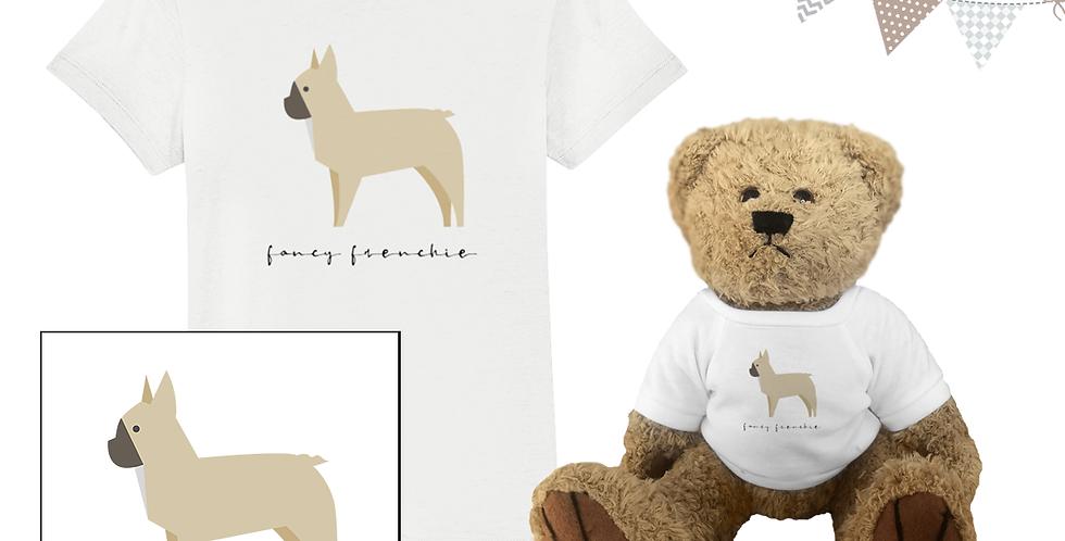 KIDS Teddy & Me - Fancy Frenchie