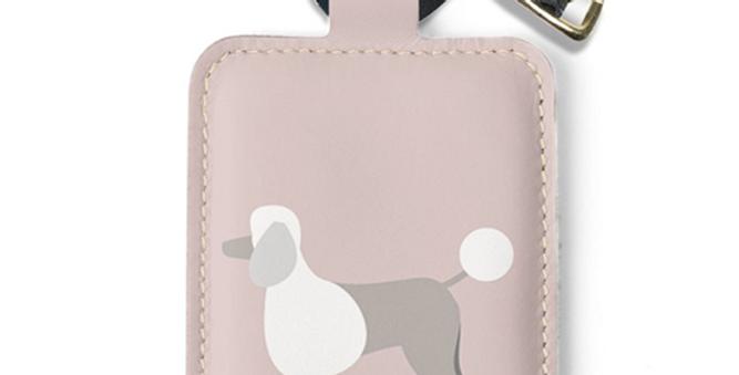 Luggage Tag - Pom Pom Poodles