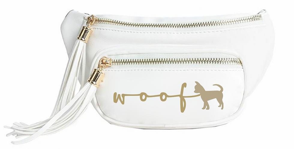 Luxe Vegan Leather Tassel Belt Bag (Bumbag)