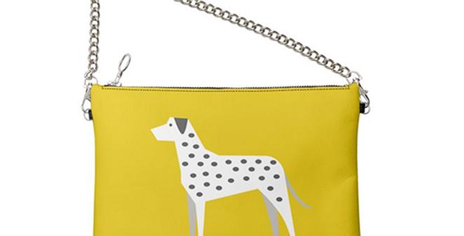 Colour Pop Leather Bag - Dotty Dallies