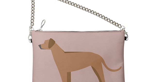 Colour Pop Leather Bag - Regal Ridgebacks