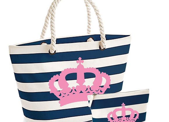 Right Royal Beach Bag Set