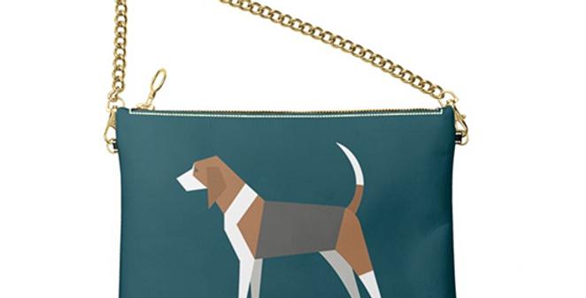 Colour Pop Leather Bag - Busy Beagles