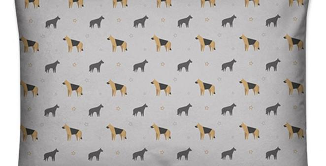 Large Rectangular Cushion - Smart Shepherds