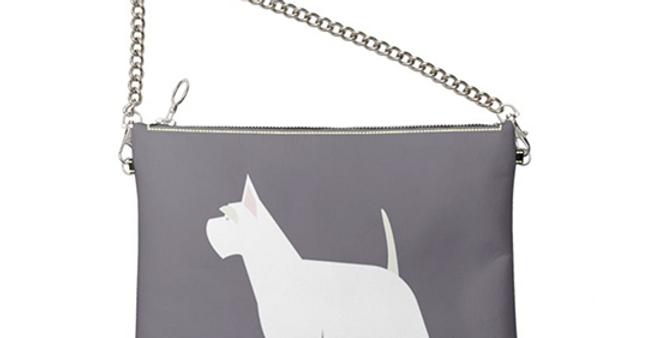 Colour Pop Leather Bag - Wonderful Westies