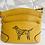 Thumbnail: Geo Dog Crossbody Bag - Mustard