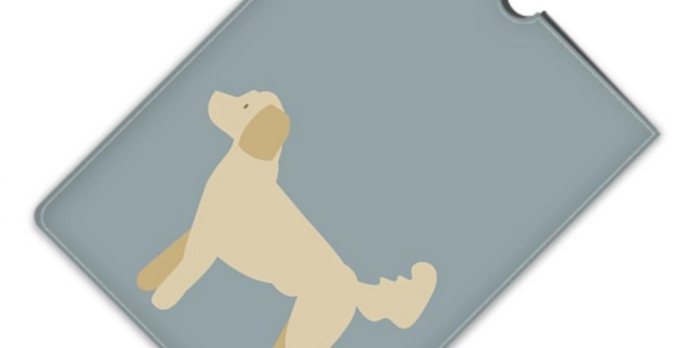 Leather iPad Case (Mini) - Dandy Doodles
