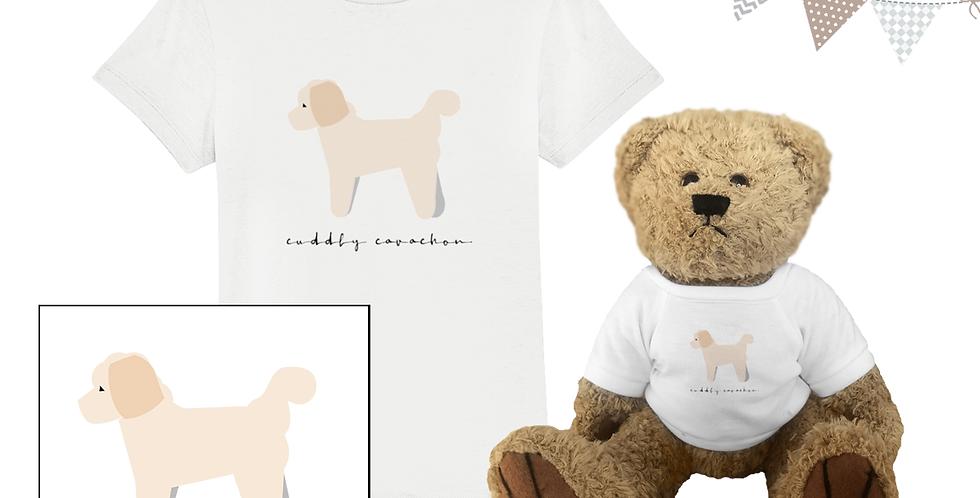 KIDS Teddy & Me - Cuddly Cavachon