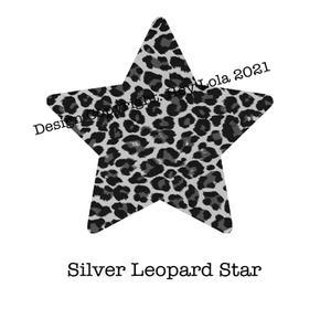 Silver Leopard Star
