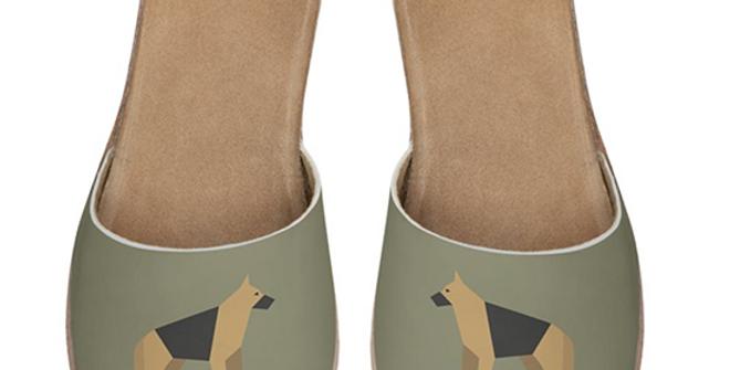 Leather Sliders - Smart Shepherds