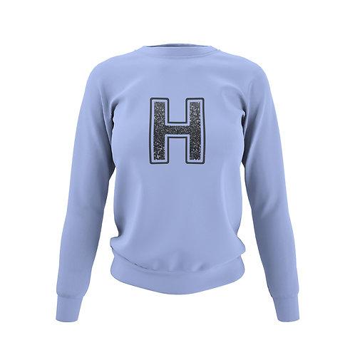 Sweet Violet Sweatshirt - Customise Me!