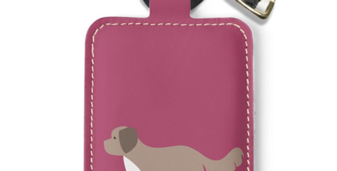 Luggage Tag - Cute Cavapoos