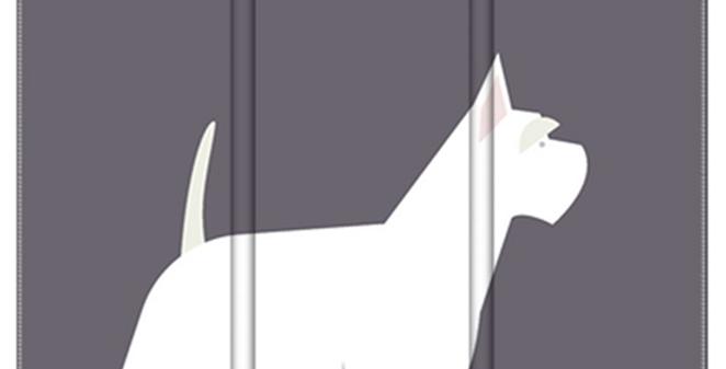 Room Divider Folding Screen - Wonderful Westies