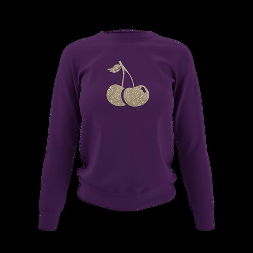 Royal Purple Sweatshirt - Customise Me!