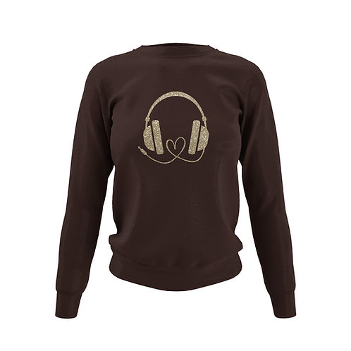 Chocolate Sweatshirt - Customise Me!