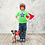 Thumbnail: KIDS Bright Star Lime Tee - ANY BREED