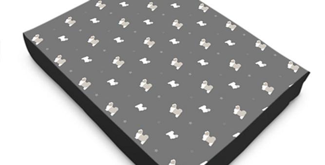 Luxury Dog Bed (S-L) - Super Tzus