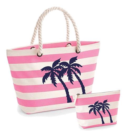 Miami Palm Beach Bag Set