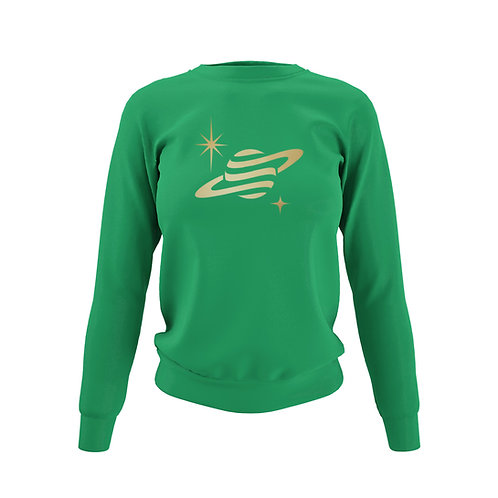 Kelly Green Sweatshirt - Customise Me!