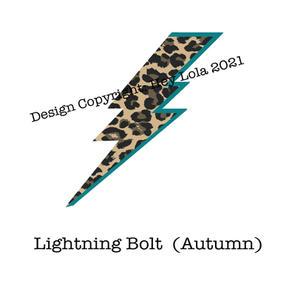 Lightning Bolt - Autumn