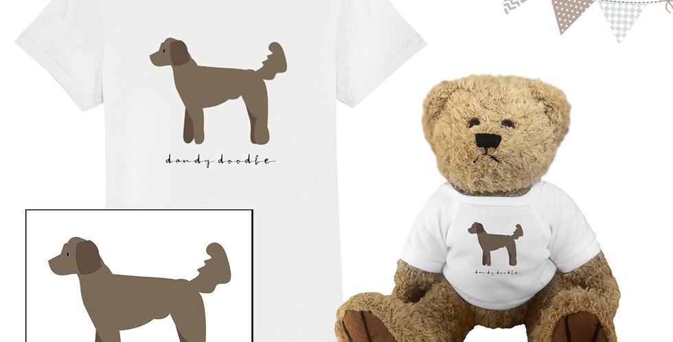 KIDS Teddy & Me - Dandy Doodle