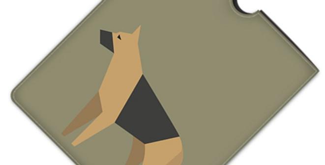 Leather iPad Case (Standard) - Smart Shepherds