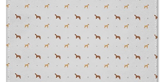 Grey Multi Pocket Squares (2) - Bounding Boxers