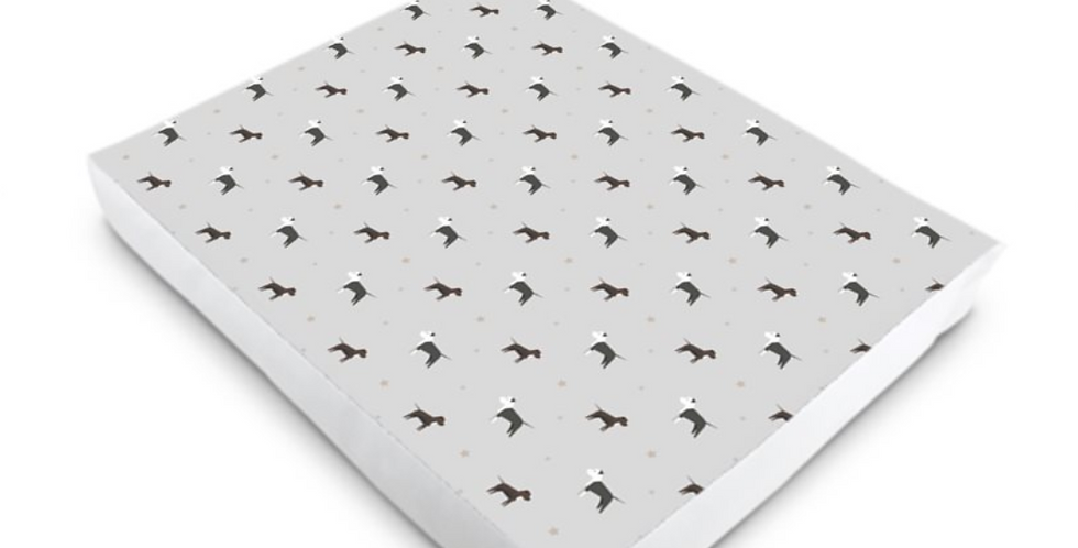 Luxury Dog Bed (S-XL) - Sassy Staffies