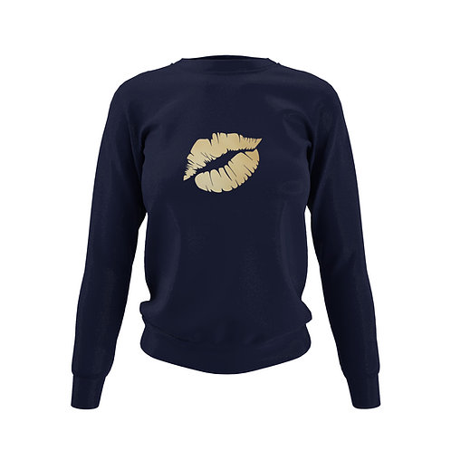 Navy Sweatshirt - Customise Me!
