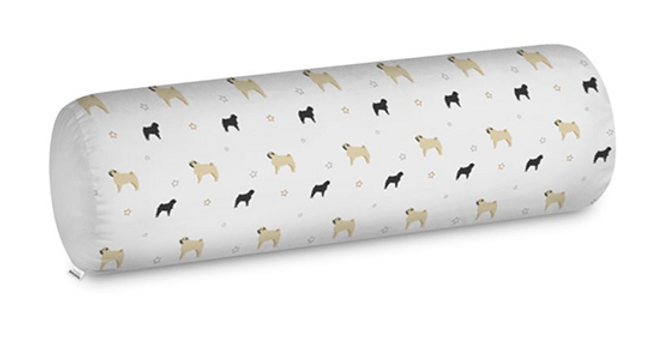 Big Bolster Cushion - Perfectly Pug