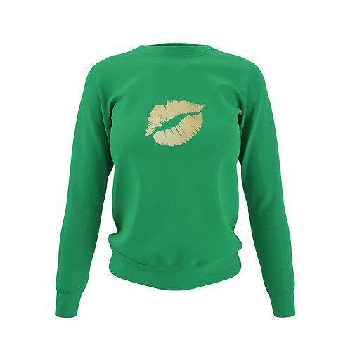 Leafy Green Sweatshirt - Customise Me!