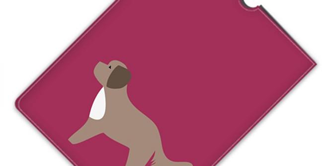 Leather iPad Case (Mini) - Cute Cavapoos