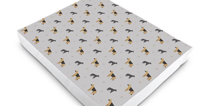 Luxury Dog Bed (M-XL) - Smart Shepherds