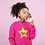 Thumbnail: KIDS Bright Star Pink Hoodie - ANY BREED