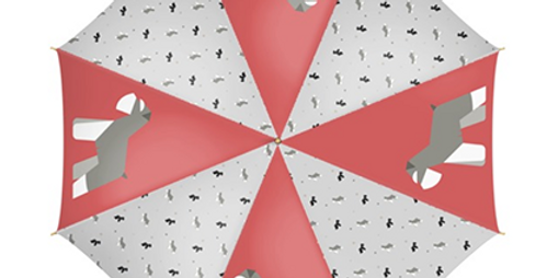 Large Umbrella - Snazzy Schnauzers