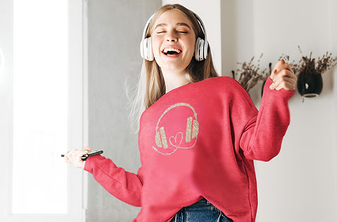 crewneck-sweatshirt-music-featuring-a-yo