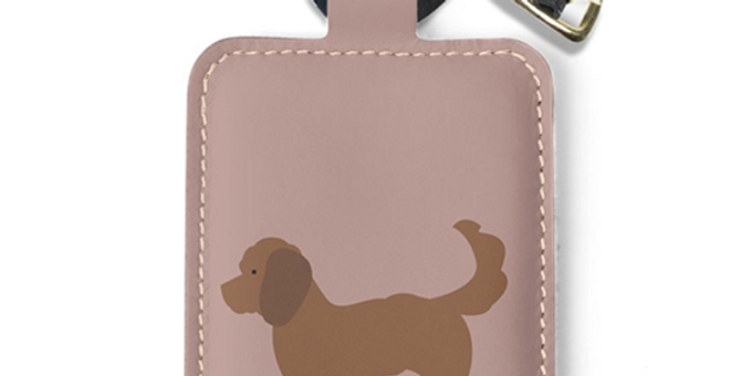 Luggage Tag - Clever Cockapoos