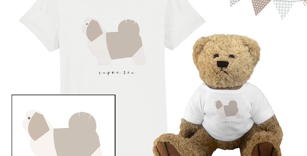 KIDS Teddy & Me - Super Tsu