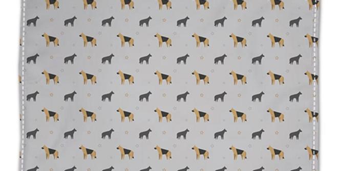 Grey Napkin Set (4) - Smart Shepherds